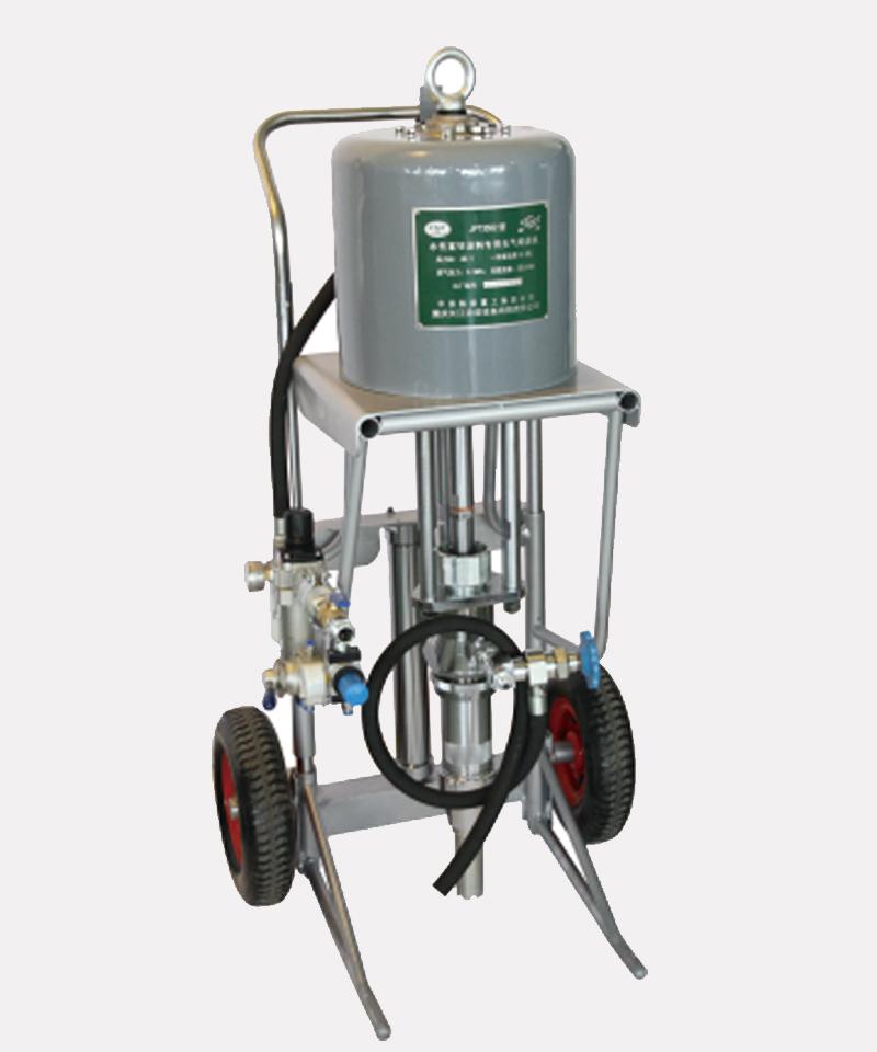 水性富锌涂料专用喷漆机应用中常见问题解析